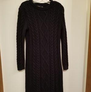 Ralph lauren polo sweater dress